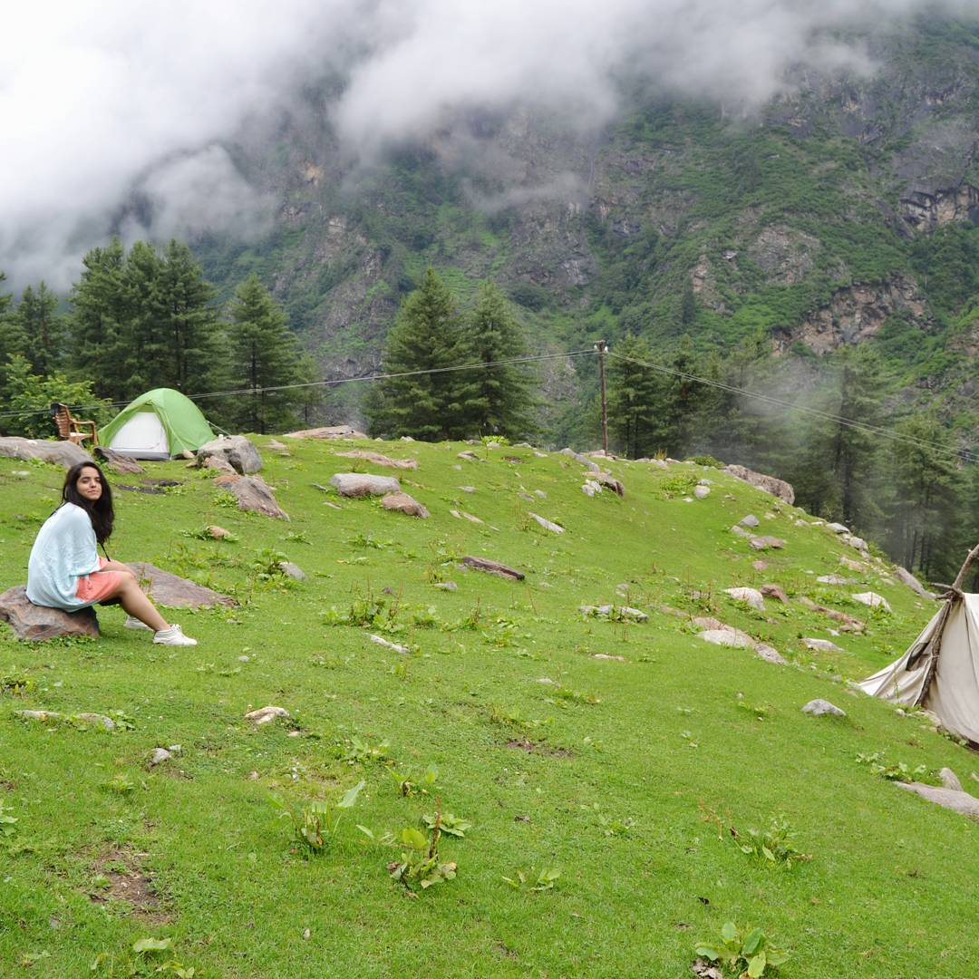 Top 10 Camping Destinations in India