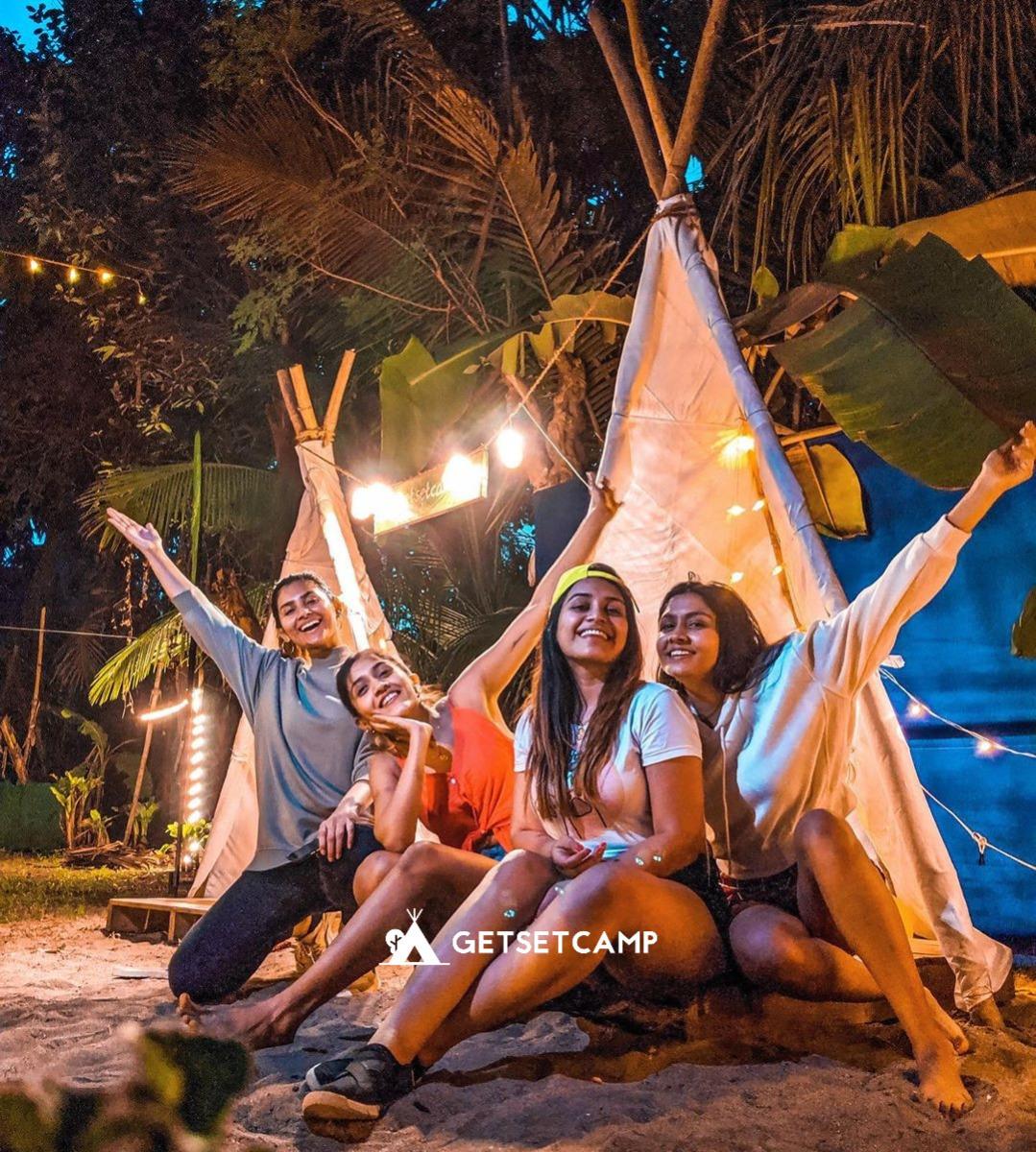 Camp Aloha Movie Night & Live Music