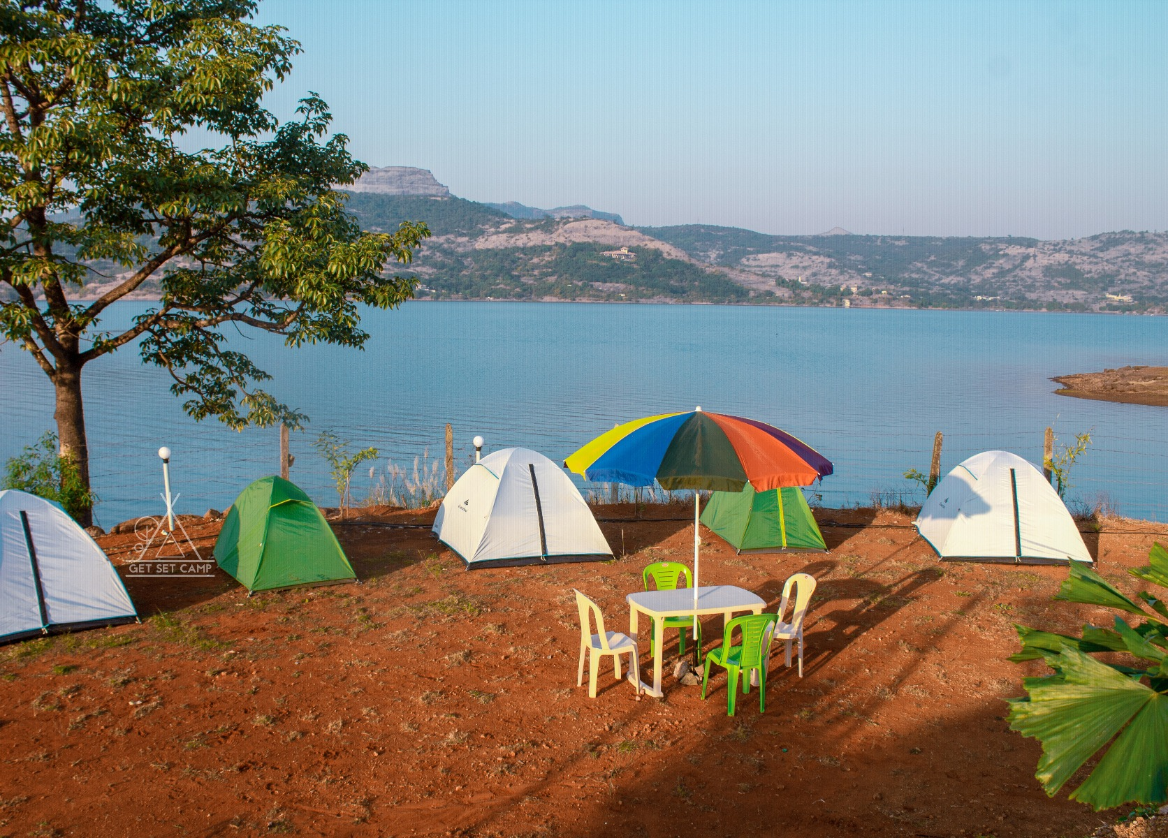 Pawna Deluxe Lakeside Camping