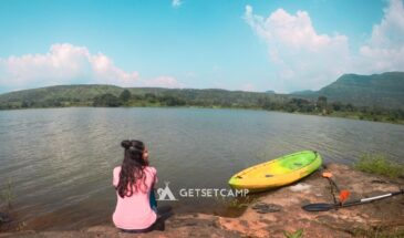 Kayaking at Secret Lakeview