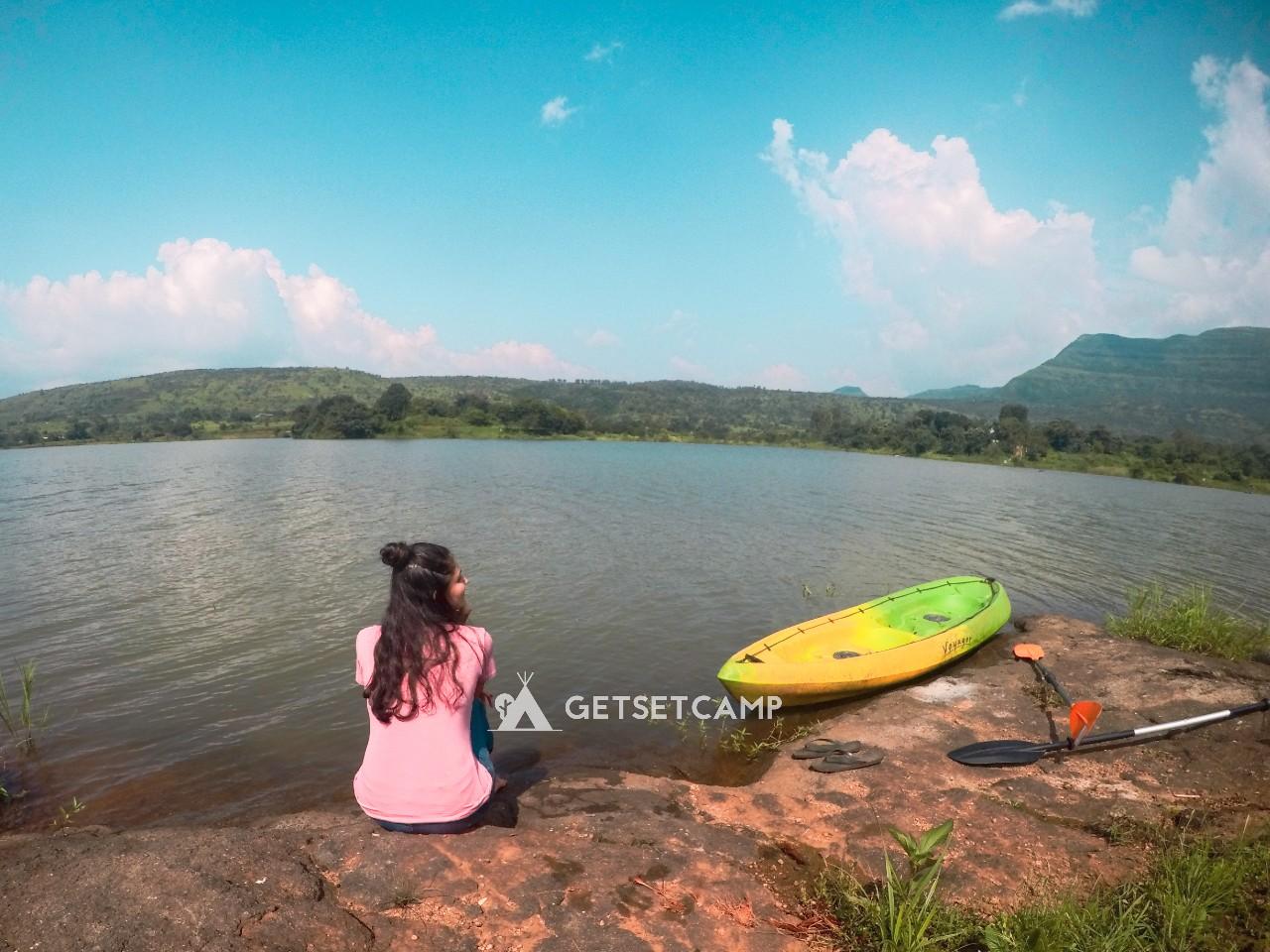 Secret Lakeview Camp & Kayaking